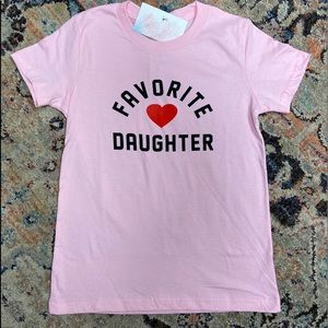 Other - Youth 'Favorite Daughter' Tee